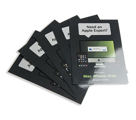 Flyers Folded Leaflet Img